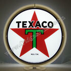 TEXACO T STAR GASOLINE GAS & OIL PUMP GLOBE FREE S&H