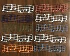 10 Paper Die Cuts Music Notes Cardmakind  Svrapbooking Embellishment