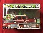 Funko Pop! Rides Ghostbusters 2016 Summer Convention Exclusive ECTO-1 Slimer