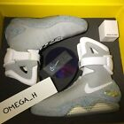 NIKE AIR MAG 2011 VERSION BACK TO THE FUTURE SIZE 9 US 8 UK 42.5 EU