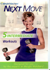 Weight Watchers Next Move DVD 2008 Five Intermediate Workouts fitness