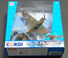 CC99307 Corgi Die cast Plane Flight Hawker Hurricane Mk2 Aircraft Gift Brand New
