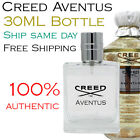 Creed Aventus 100% Authentic EDP 30ml Sample Decant Bottle Batch 16L01 Fast Ship