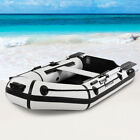 Goplus 2 Person 75FT Inflatable Dinghy Boat Fishing Tender Rafting Water Sports