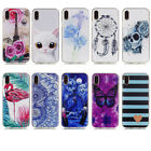 ZD Ultra Thin Special Animal Printed Soft TPU Back Case Cover Skin For Phones