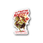 ATE The Rooster Sticker Vinyl Stickers atetherooster