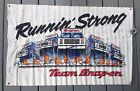 SNAP ON TOOLS COLLECTABLE RUNNING STRONG Meeting Room Banner VERY RARE