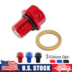 Engine Oil Drain Bolt Fit Honda XR50R CRF50F XR100R/CRF100F CR125R/250R CRM250R