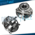 2 NEW Front Wheel Bearing  Hub for 1985 1998 Pontiac Grand Am Chevy Beretta