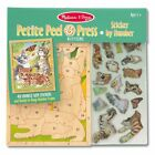Melissa  Doug Petite Peel And Press Sticker By Number Kittens