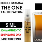Dolce & Gabbana The One EDP Men Eau de Parfum 5ml Decant Bottle Spray Authentic