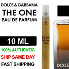 Dolce & Gabbana The One EDP Men Eau de Parfum 10ml Decant Bottle Spray Authentic