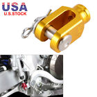Rear Brake Pedal Lever Clevis for Suzuki RMX 250 SB RM 80 85 125 DRZ400 LTR450