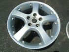 2002 Pontiac Aztek 17 Alloy Wheel Rim OEM Hollander 6551