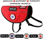 Therapy Dog Service Dog Emotional Support Dog Vest K9 Harness ALL ACCESS CANINE