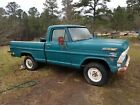 1968 Ford F-100  1968 FORD below $4400 dollars