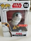 Funko POP PORG Target Exclusive Star Wars The Last Jedi #198 Collectible Figure