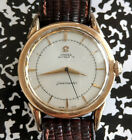Vintage Rare: OMEGA Seamaster Automatic Watch 17Jewels Cal 354 Bumper Ref 2597.7