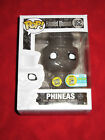 SDCC Comic Con 2016 Funko Pop Haunted Mansion Phineas #162 Glow in the Dark
