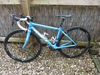 PLANET X PRO CARBON ROAD RACING BIKE WITH UPGRADES SUPER LIGHT SUB 8KG SMALL