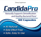 Candida Cleanse Support Detox Natural Yeast Infection Treatment 60 Caps