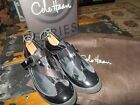 Cole Haan G Series Rosso Z Strap Patent Leather Casual  8 B