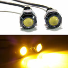 For Jeep TJ CJ JK YJ Wrangler Tube Fender lights AMBER LED Turn Signal Lights