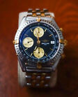 Breitling Chronomat 40mm B13047 with 2-Tone Pilot Bracelet