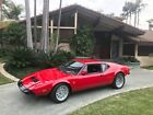 1973 De Tomaso L 1973 pantera fully restored 351 clevland L modal gts gt5 THIS IS A L MODAL
