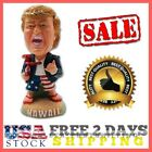 Donald Trump Bobble Head With Surfboard Collectible Hawaii Dashboard Doll No Tax