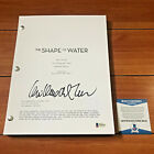 GUILLERMO DEL TORO SIGNED THE SHAPE OF WATER FULL MOVIE SCRIPT - BECKETT BAS COA