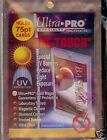 25 NEW UV ULTRA PRO ONE TOUCH 75PT MAGNETIC HOLDERS 81910 NIB