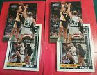 (4) 1993 Detlef Schrempf Indiana Pacers SC Starting Lineup Trading Cards Sealed