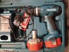 Makita 8281d Drill And 2 Batteries. Charger Not Working.