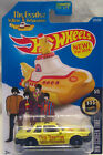 Matchbox CUSTOM 93 FORD MUSTANG The Beatles Yellow Submarine Real Riders