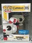 2018 FUNKO POP! Video Games Cuphead #315 Walmart Exclusive Vinyl Bobblehead