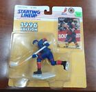 Starting Lineup 1996 Al MacInnis Figurine/ hockey card