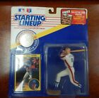 Starting Lineup New 1991 Gregg Jefferies Figurine, coin, and card