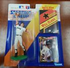 Starting Lineup New 1991 Will Clark Figurine, poster, and card