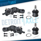 Upper Lower Ball Joint Kit for Toyota Tacoma 4WD 2WD Ball Joints Suspension kits