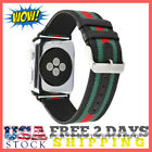 42Mm Iwatch Band Strap Gucci Pattern Sport Wrist Bracelet Leather Sport /Edition
