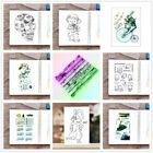 Top Stamps Clear Stamp Scrapbooking Transparent Silicone DIY Album Decor HQ