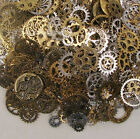 ds 50g Watch Parts STEAMPUNK CYBERPUNNK COGS GEANA DIY JEWELRY CRAFT HI