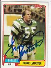 1981 Topps Football Cards 3