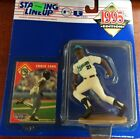 Starting Lineup 1995 MLB Chuck Carr Figurine and card