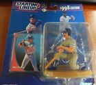 Starting Lineup 1998 MLB Mike Piazza Figurine and Card