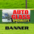 Auto Glass Specialist Repair  Replacement Services Business Vinyl Banner Sign