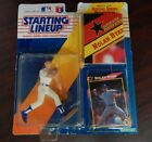 Starting Lineup 1993 Figure and Card Nolan Ryan Texas Rangers MLB