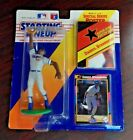 Starting Lineup 1992 Figure and Card Darryl Strawberry LA Dodgers MLB
