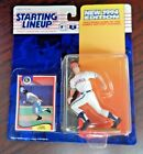 Starting Lineup 1994 Figure and Card Chad Curtis California Angels MLB